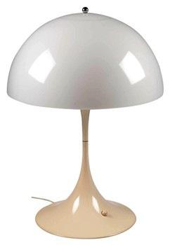 Panthella lamp, design Verner Panton