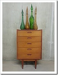 Vintage Laden Kast Deens Bar Cabinet Bestwelhip