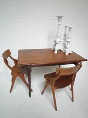 topform vintage design eettafel, dining table topform Holland '60's