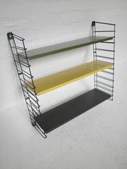 Tomado rek wandsysteem, shelves Tomado Holland