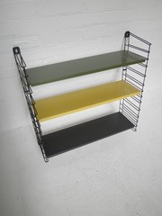 Tomado vintage design boekenrek, Tomado shelves Holland