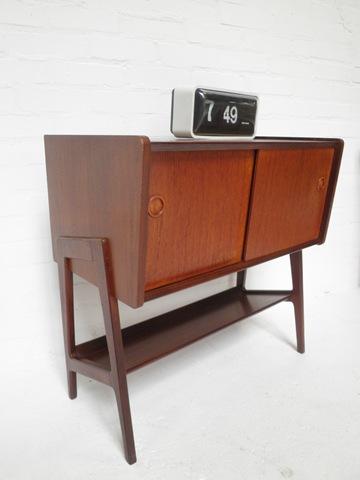 Vintage design dressoir bestwelhip for Deense meubels vintage